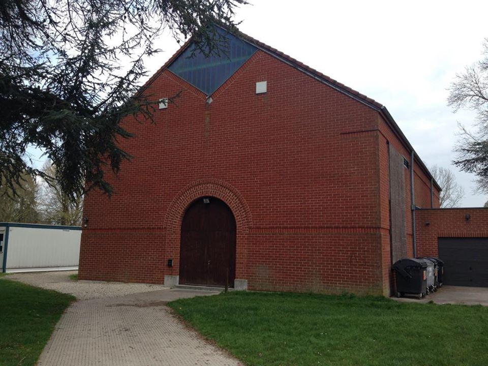 Salle de Gym Ecole Communale-Brugelette
